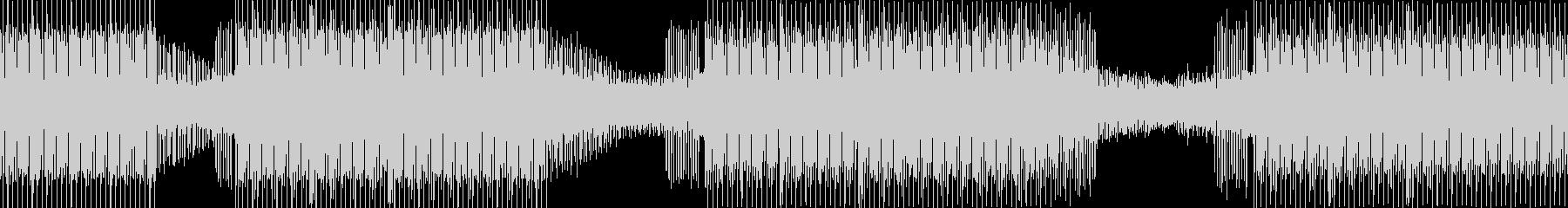 ハウスピアノオールドスクールスタイ...の未再生の波形