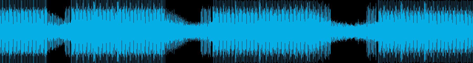 ハウスピアノオールドスクールスタイ...の再生済みの波形