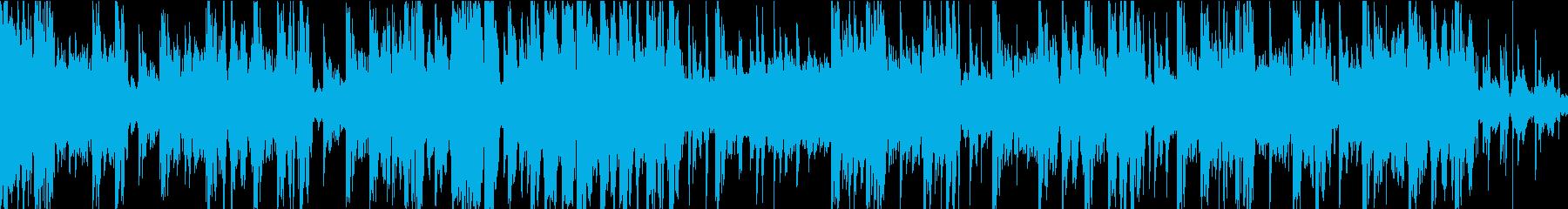 ダークダブ/ダブステップ。典型的な...の再生済みの波形