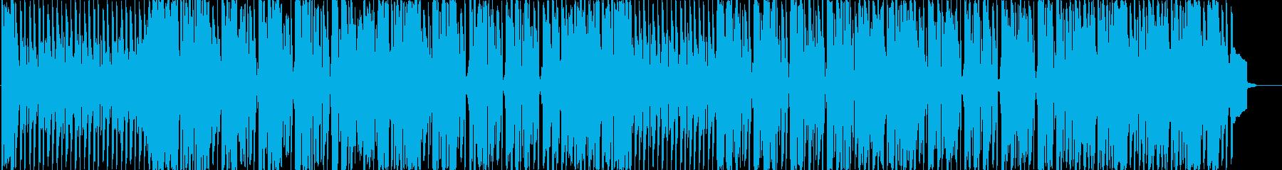 クリスマス 楽しげ ピアノ Voi...の再生済みの波形