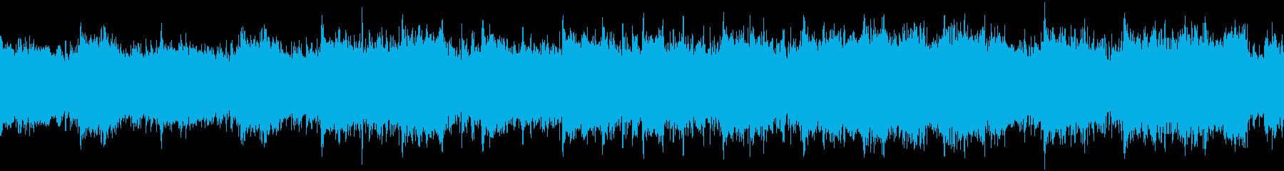 荘厳 城 RPG風 ループの再生済みの波形