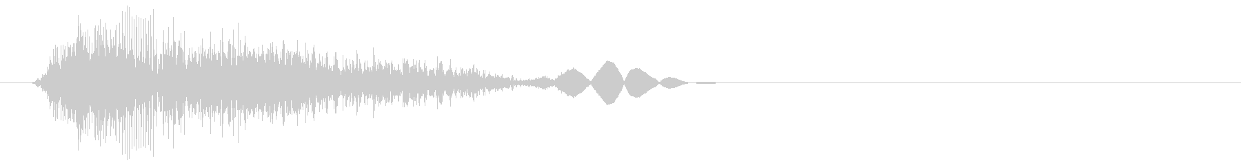 goblin monster attacking voice 3's unreproduced waveform