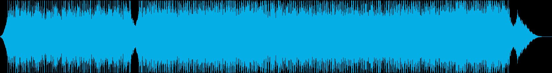 コーポレート、インスピレーションの再生済みの波形