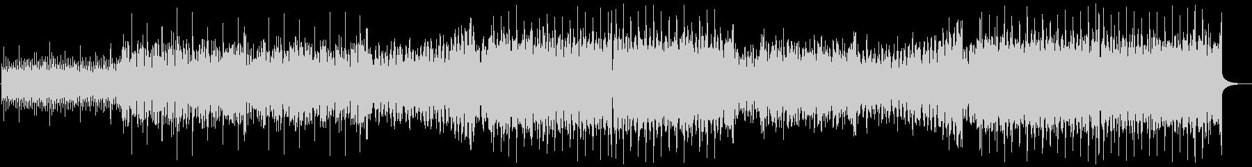 美しくメロウなFuture Bassの未再生の波形