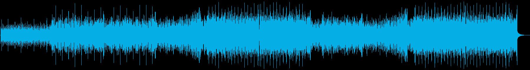 美しくメロウなFuture Bassの再生済みの波形