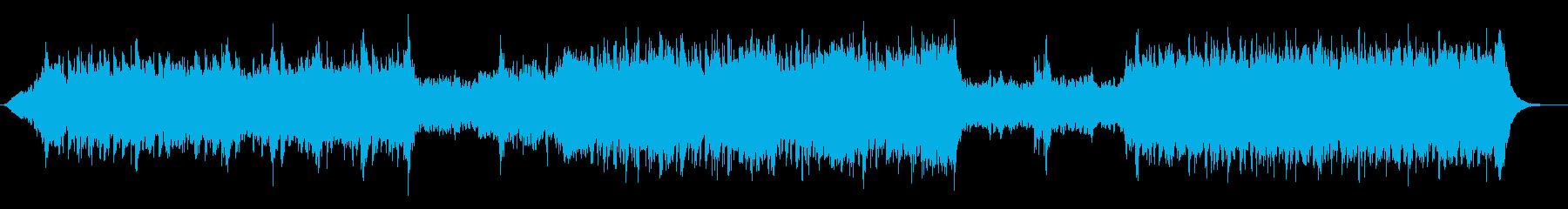 texture18の再生済みの波形