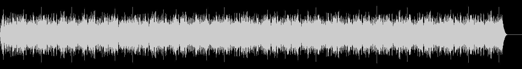 機械稼働音5の未再生の波形