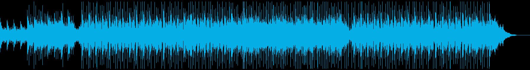 企業VP、ピアノ、4つ打ち、No.5-4の再生済みの波形