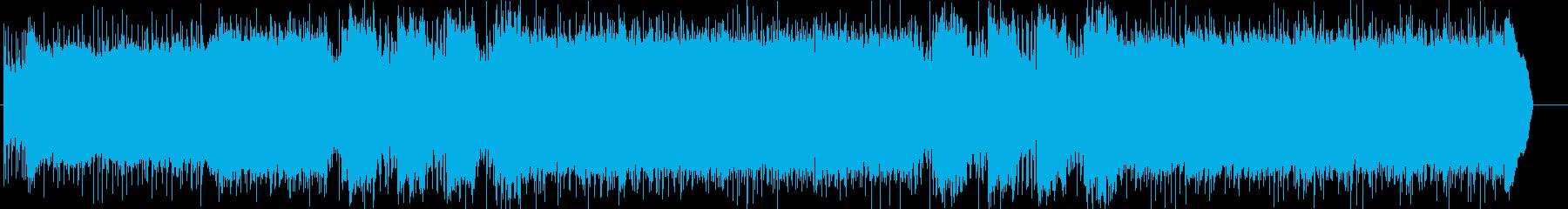 インディーズ ロック ポップ 現代...の再生済みの波形