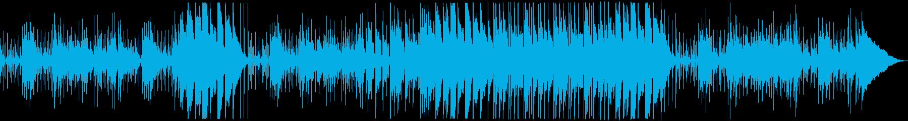 動画 技術的な 感情的 楽しげ 期...の再生済みの波形