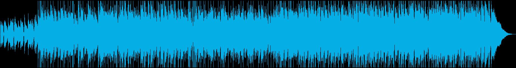 爽やかなアコギポップ・ショート版の再生済みの波形