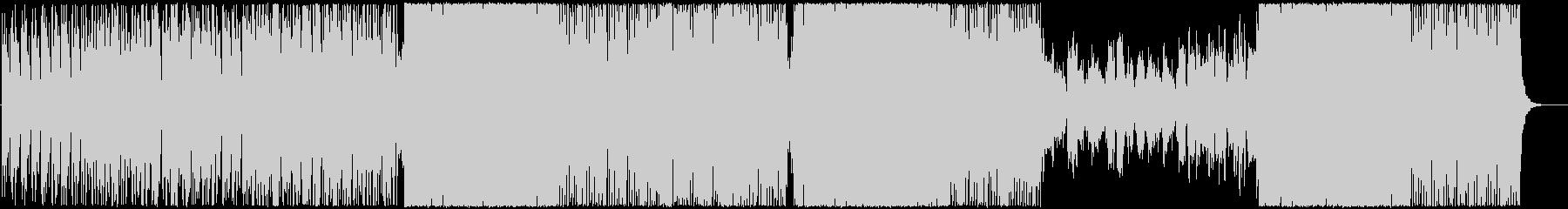 オトナノコイの未再生の波形