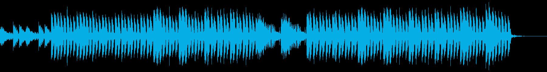 おしゃれ・キャッチー・EDM6の再生済みの波形