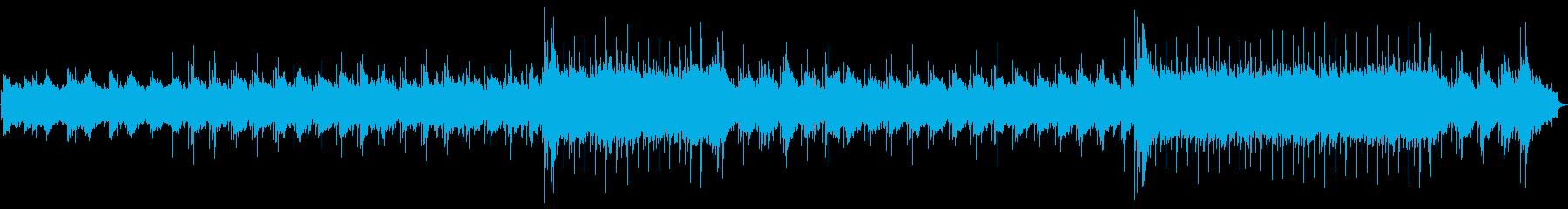 ロマンティック、スロー、ソフト。ま...の再生済みの波形