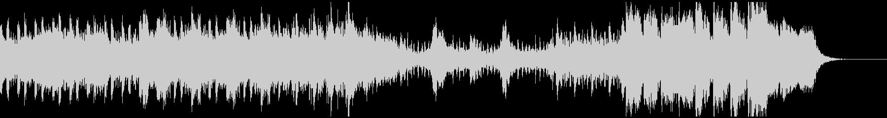 洋画トレーラー オーケストラ クワイヤ付の未再生の波形