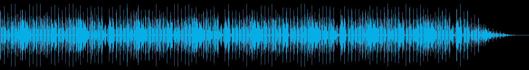 面白映像「カルメン前奏曲」脱力系アレンジの再生済みの波形