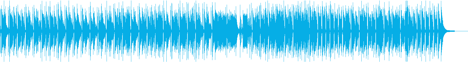 アコースティック・ギター〜海辺の町の再生済みの波形