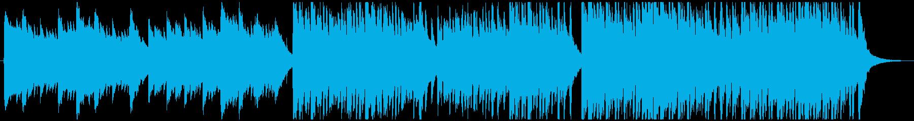 室内楽 モダン 交響曲 アクティブ...の再生済みの波形
