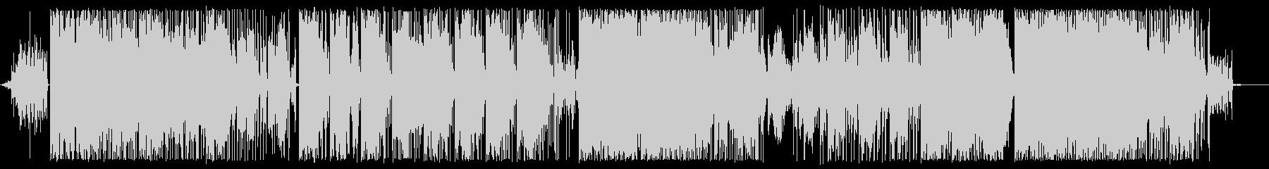 北欧/幻想的/鉄琴/エレクトロニカの未再生の波形