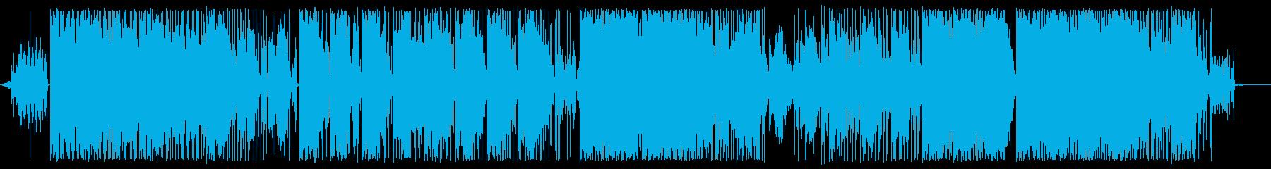 北欧/幻想的/鉄琴/エレクトロニカの再生済みの波形