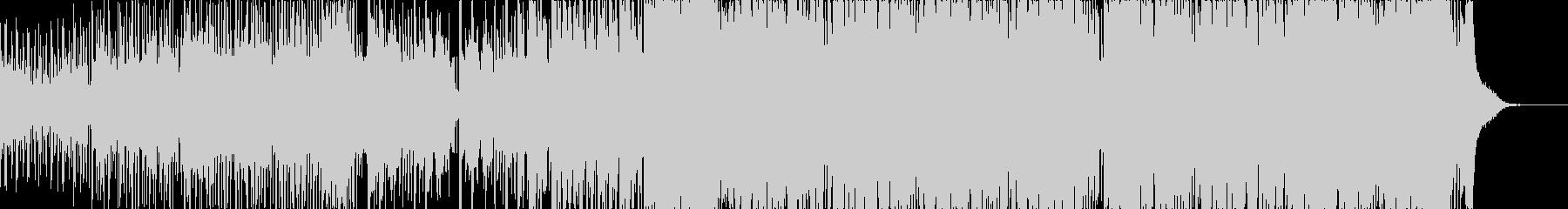 明るめなEDM(声ネタ無し)の未再生の波形