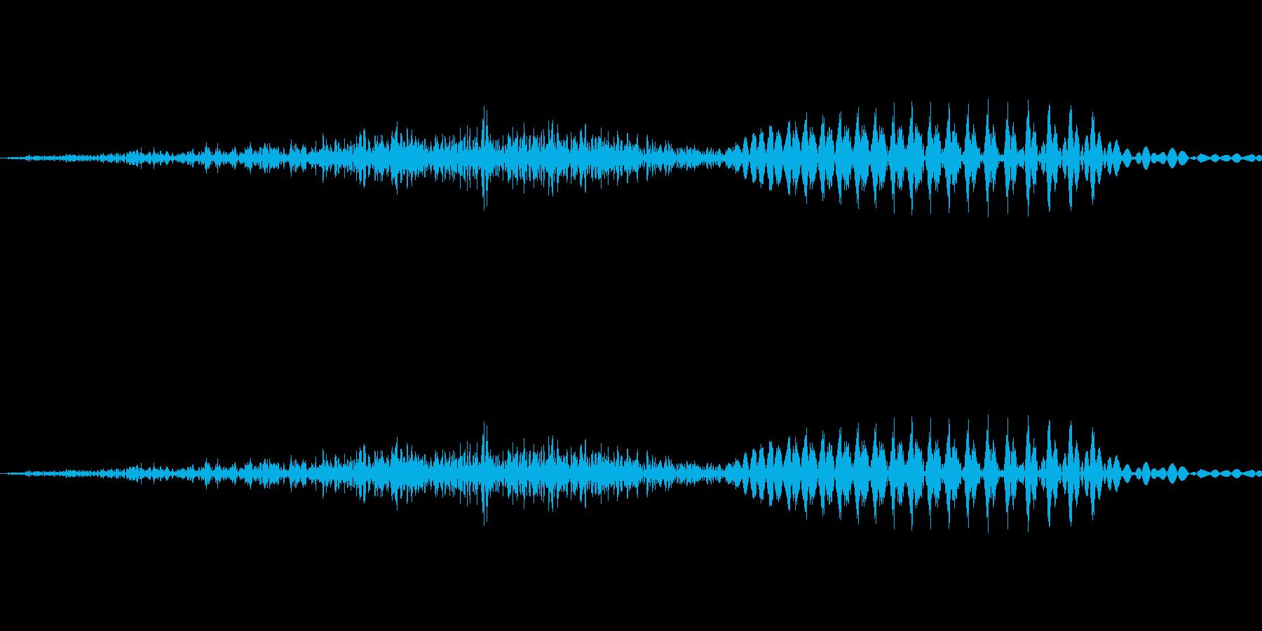 韓国語「십(シプ)」(10) 女性 の再生済みの波形