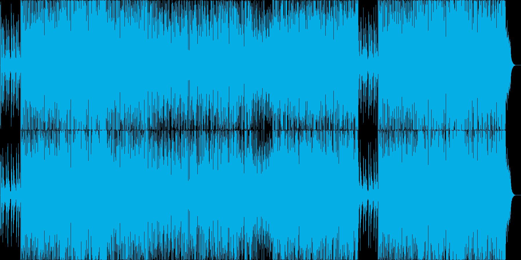 トランペットが軽やかなスムースジャズの再生済みの波形