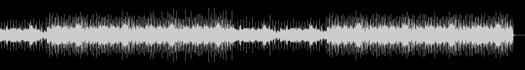 Lo-Fi チルアウト4の未再生の波形