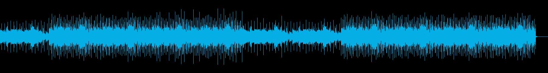 Lo-Fi チルアウト4の再生済みの波形