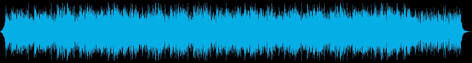 Transitionsの再生済みの波形