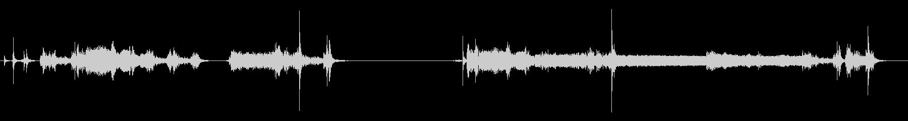 コンピュータープリンター、STYL...の未再生の波形