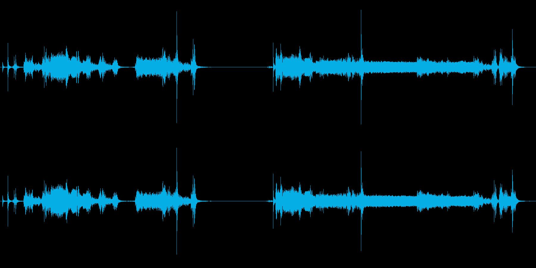 コンピュータープリンター、STYL...の再生済みの波形