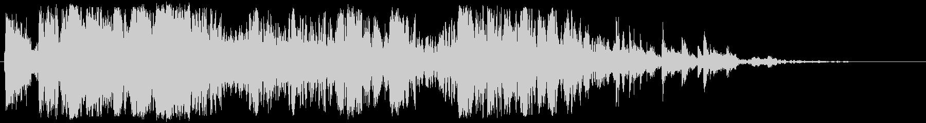 ビッグメタルとジャンククラッシュの未再生の波形