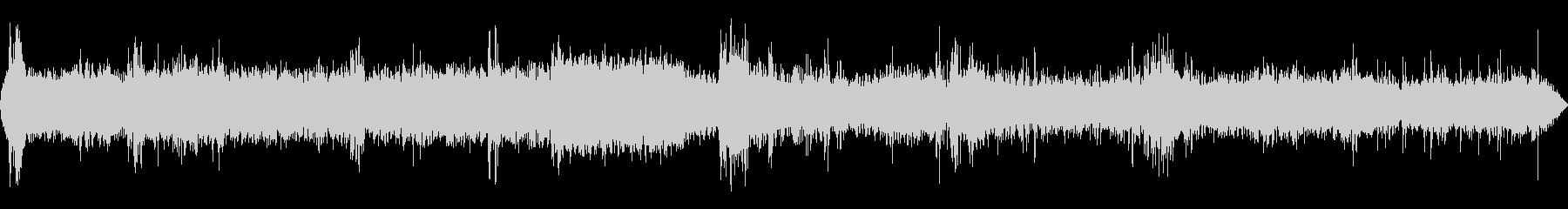 レンジローバーSUV:INT:ラフ...の未再生の波形