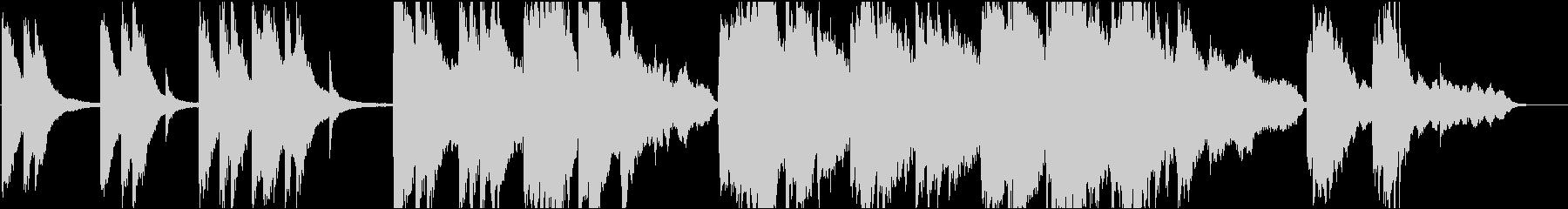 企業VP16 16bit48kHzVerの未再生の波形