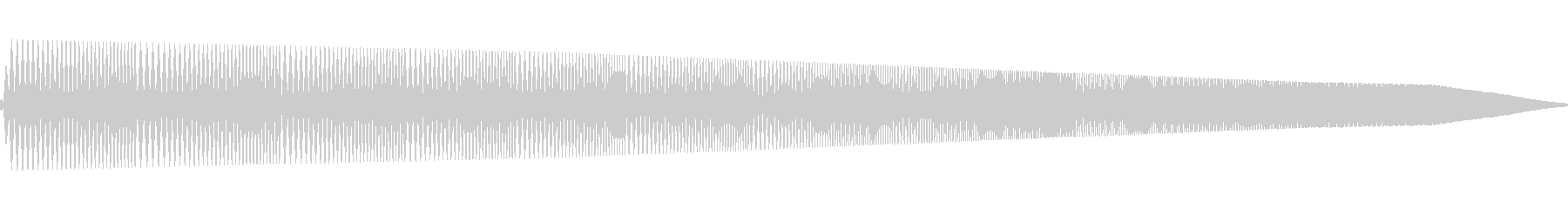 ピロピロ(ワープ/魔法/異次元/移動SFの未再生の波形