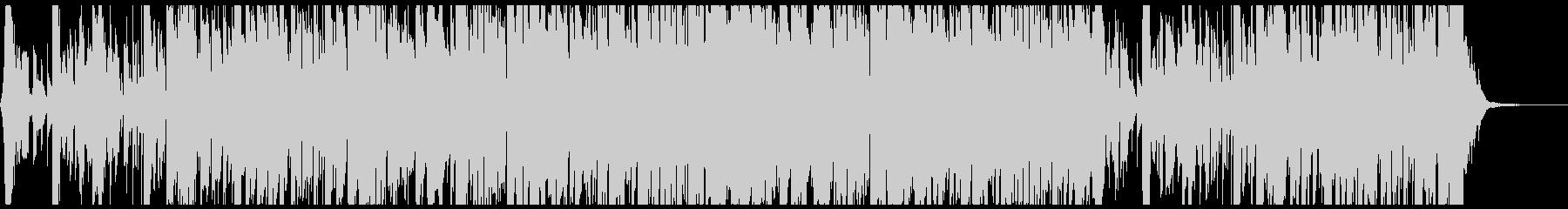 ロングジングルなピアノ系サウンドの未再生の波形