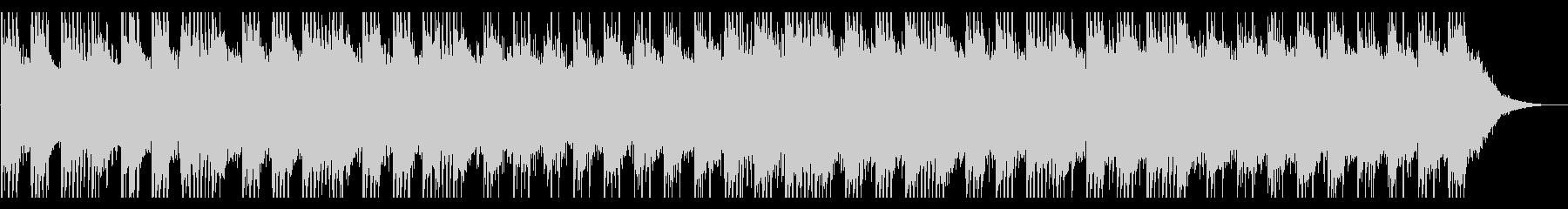 大正琴の日本イメージの曲の未再生の波形