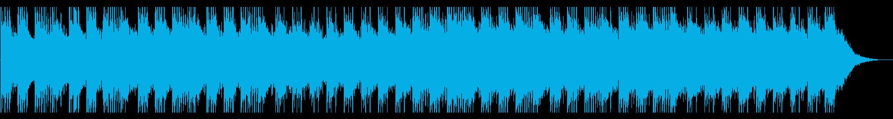 大正琴の日本イメージの曲の再生済みの波形