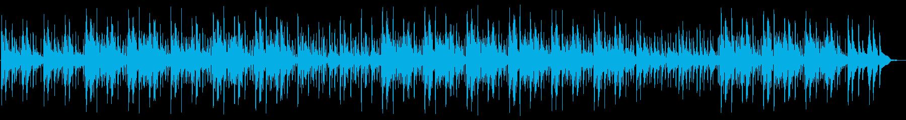 Lofi・Jazz・チルアウト・落ち着きの再生済みの波形