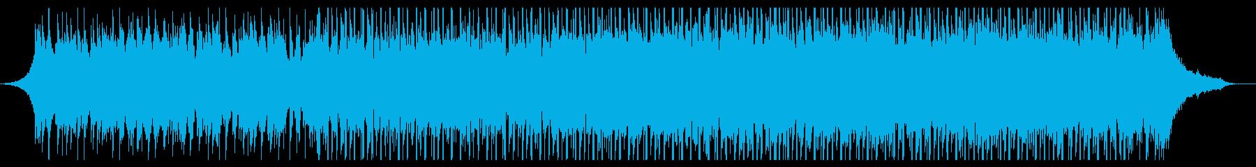 チャンピオン(中)の再生済みの波形