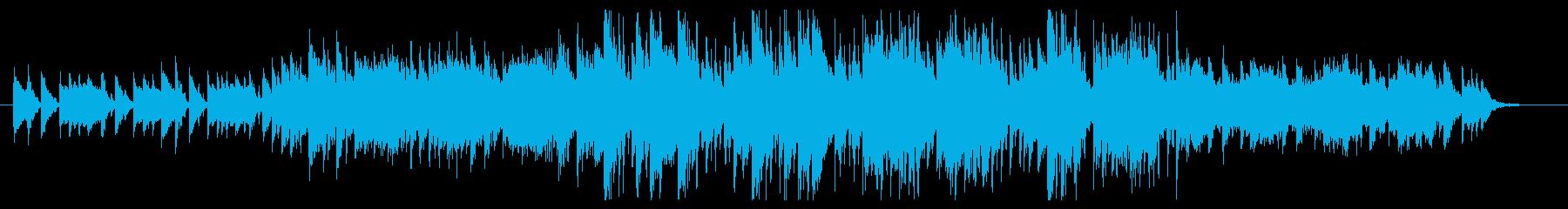 ポップ・ロック・疾走感の再生済みの波形