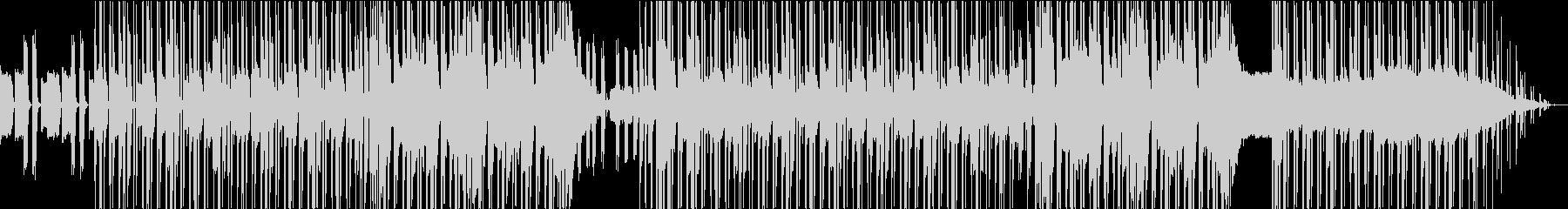 ギャングラップ 積極的 焦り 不条...の未再生の波形