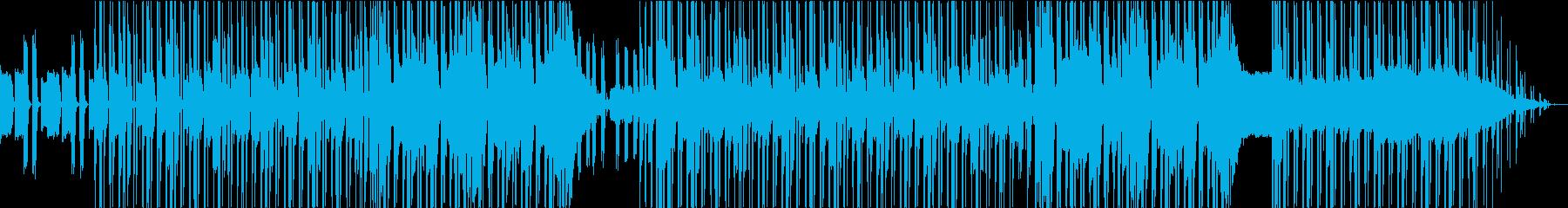 ギャングラップ 積極的 焦り 不条...の再生済みの波形