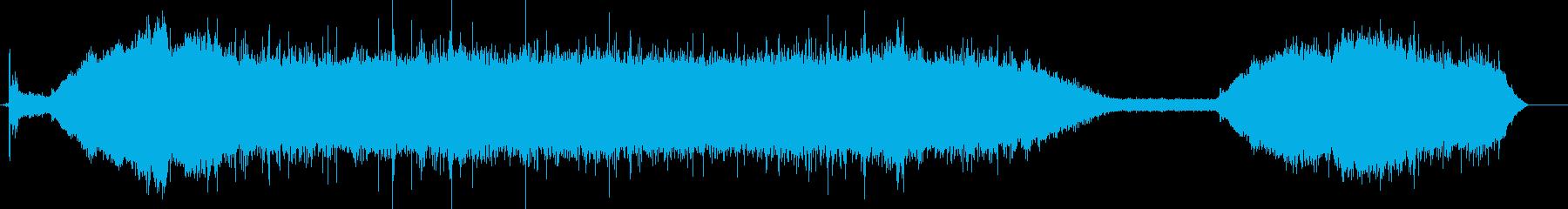 コンパクトカースタートエンジン、5...の再生済みの波形