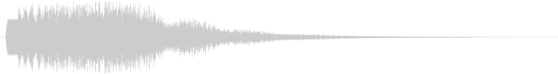 キラキラキラリーン!(輝きの音)の未再生の波形