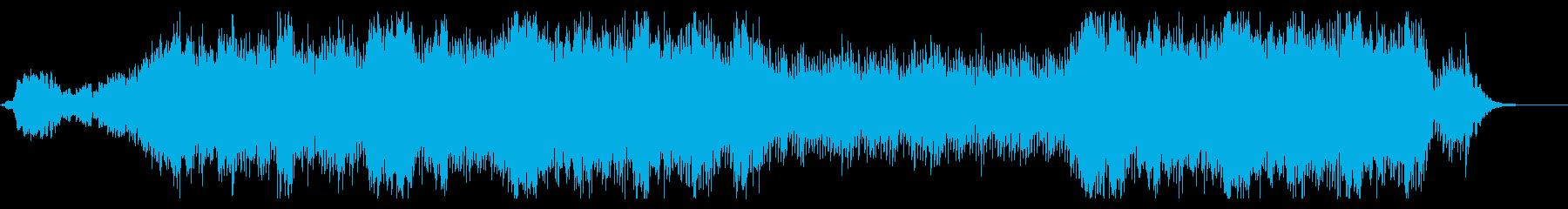 オーケストラ・エピック・静寂・神秘的の再生済みの波形