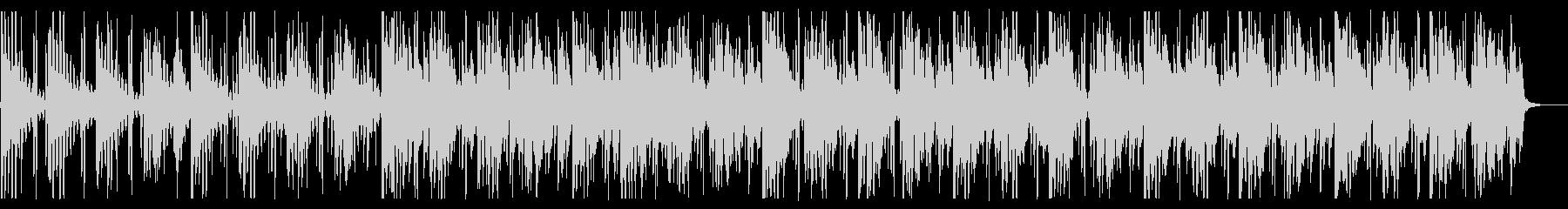 海/生演奏/R&B_No607_2の未再生の波形