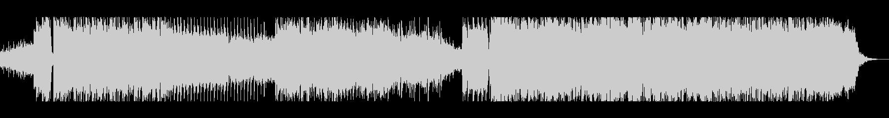 複雑な旋律が織りなす映像向けロックの未再生の波形