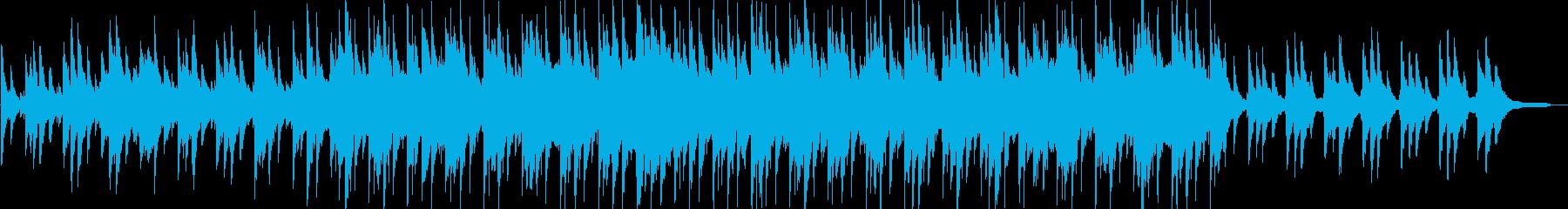 感動的・スウィング調・映像・イベント用の再生済みの波形